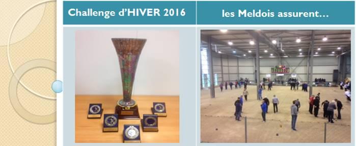 Challenge hiver 2016