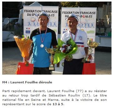 CDF Simple M4 Laurent FOUILHÉ
