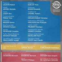 Organigramme FFSB